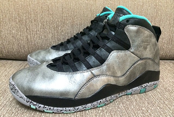 Air Jordan 10 Retro Lady Liberty