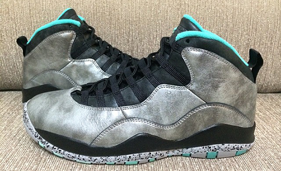 new arrival b68ef 9977d Air Jordan 10 Retro Lady Liberty