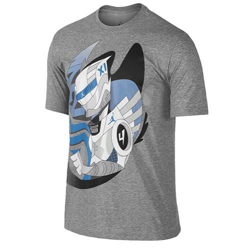 Jordan Kano Anime 11 Legend Blue T-Shirt
