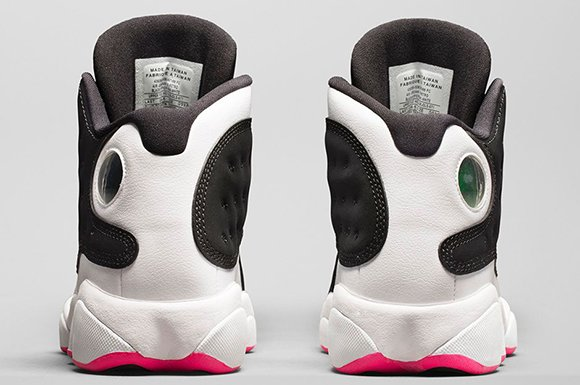 Air Jordan 13 Girls Hyper Pink - Official Images