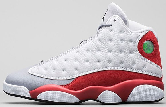 Air Jordan 13 Grey Toe - Official Images