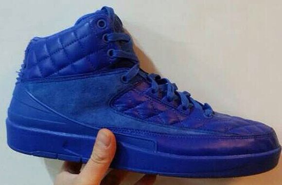 Single Shot: Air Jordan 2 Quilted Leather 30th Anniversary