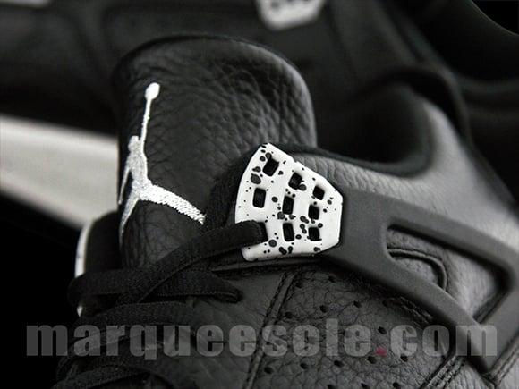 Air Jordan 4 Oreo 2015 Remastered Detailed Look