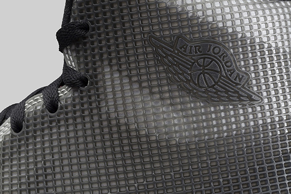 Air Jordan 4LAB1 Black Reflective Silver Official Images