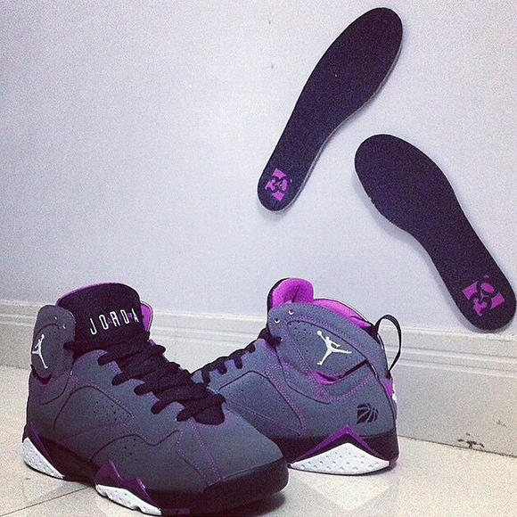Air Jordan 7 For the Love of the Game 2015 Release