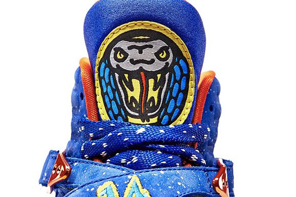 Air Jordan 8 Doernbecher Designed by Caden Lampert