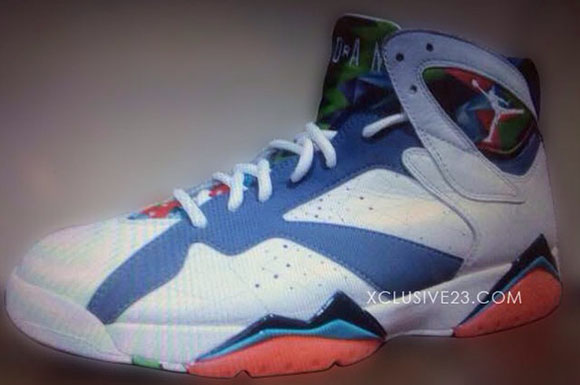 Another Air Jordan 7 Looney Tunes