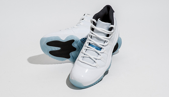 Legend Blue Air Jordan 11