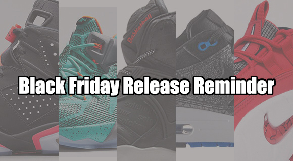 Black Friday Release Reminder: 2014