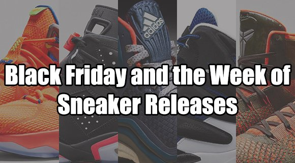 8f31049eee durable service Black Friday and the Week of Sneaker Release Guide 2014