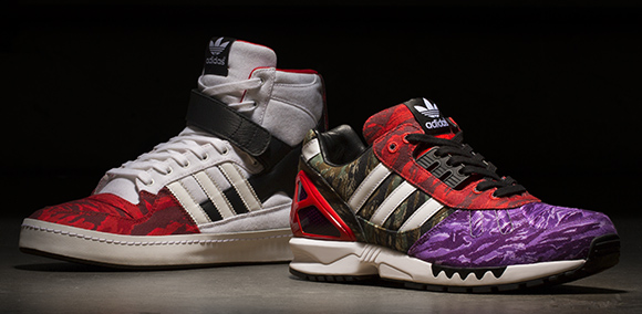 BLVCK SCVLE x adidas Originals Consortium Collection