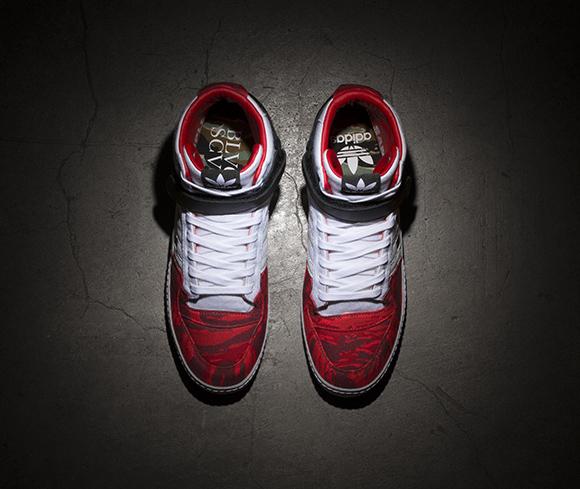 BLVCK SCVLE x adidas Originals Forum Hi