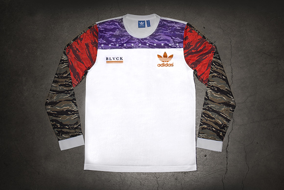 BLVCK SCVLE x adidas Originals Long Sleeve