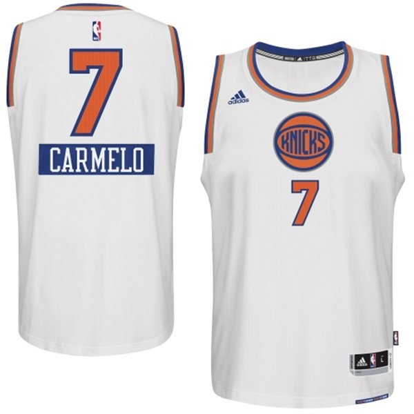 Carmelo Anthony 2014 NBA adidas Christmas Day Jersey