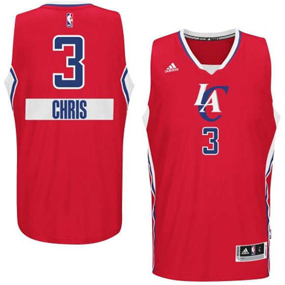 Chris Paul 2014 NBA Christmas Day Jersey