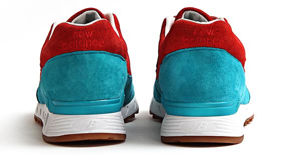 Concepts x New Balance CM496 Pool Blue