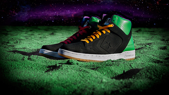 Space Invader Converse Weapon Mid