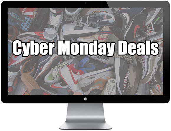 Cyber Monday Sneaker Savings 2014