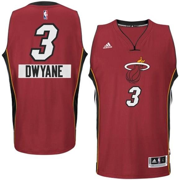 Dwyane Wade 2014 NBA adidas Christmas Day Jersey