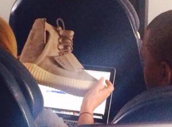 First Look: adidas Yeezy 3