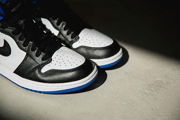 040fb38fa45 30%OFF fragment design x Air Jordan 1 Retro High OG Royal Black Toe