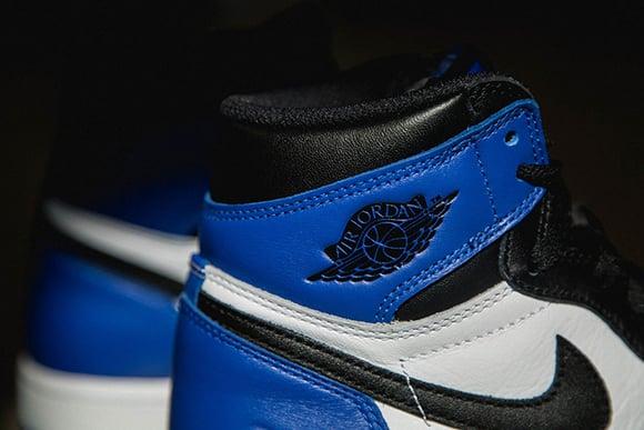fragment design x Air Jordan 1 Retro High OG Royal Black Toe