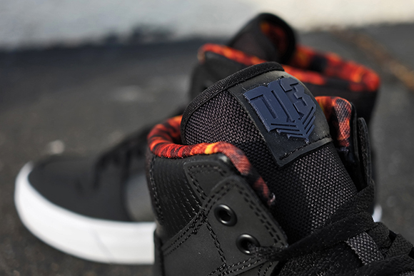 Hunger Games x Supra Vaider District 13
