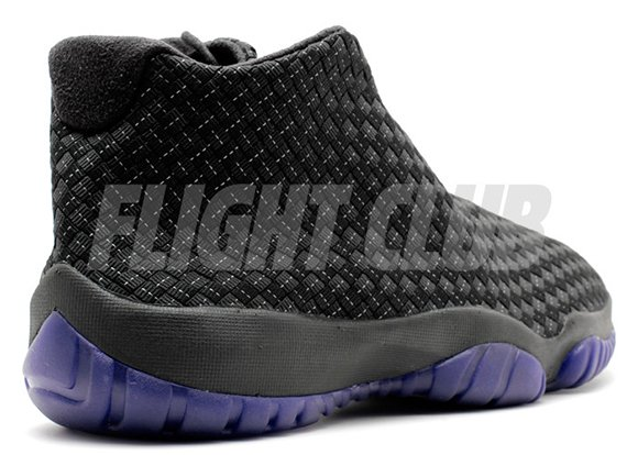 Jordan Future Black Dark Concord Sample