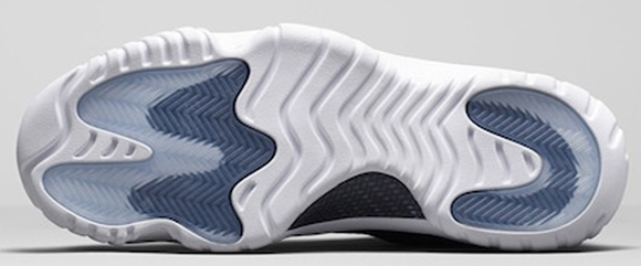 Jordan Future Midnight Navy/White - Official Images
