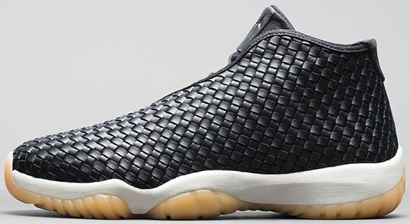 Jordan Future Premium Black/Gum Yellow - Official Images