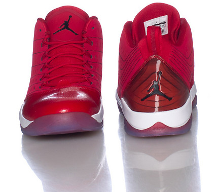 Jordan Velocity Red/White-Black