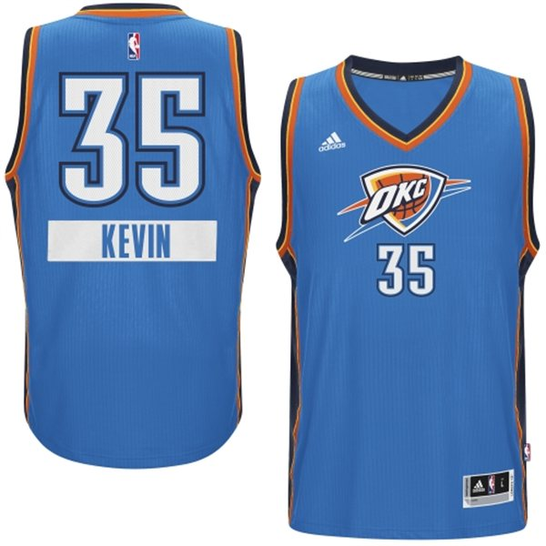 Kevin Durant 2014 NBA adidas Christmas Day Jersey