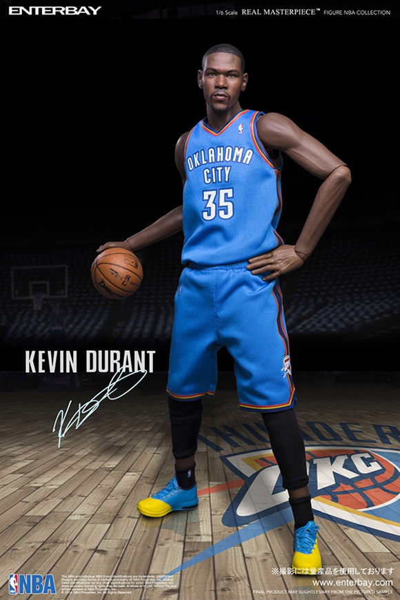 Kevin Durant Enterbay Figure