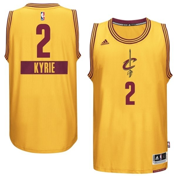 Kyrie Irving 2014 NBA adidas Christmas Day Jersey