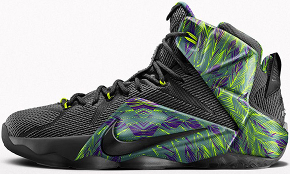 LeBron 12 Instinct Option Coming to NikeiD