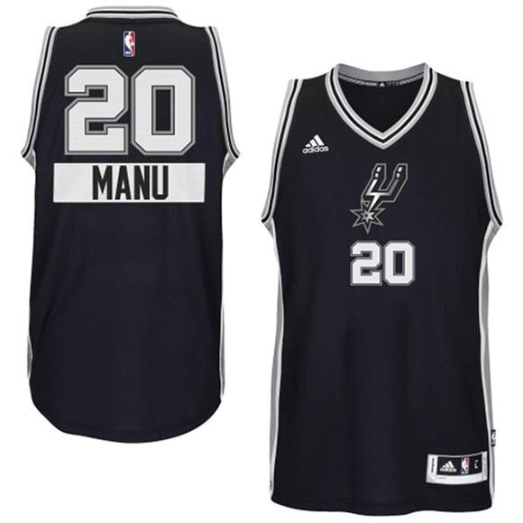 Manu Ginobili 2014 NBA adidas Christmas Day Jersey