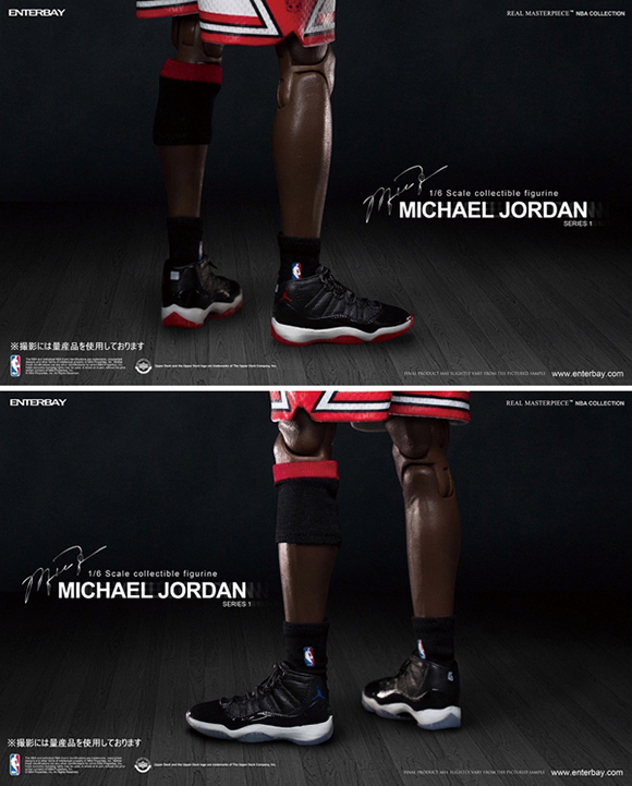 Michael Jordan Enterbay Figure