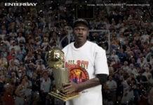 Michael Jordan Enterbay Figure