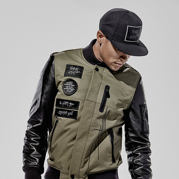 Mo Wax Nike MA1 Destroyer Jacket