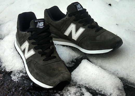 New Balance US574 Apart of the Mobilize Your Winter Pack
