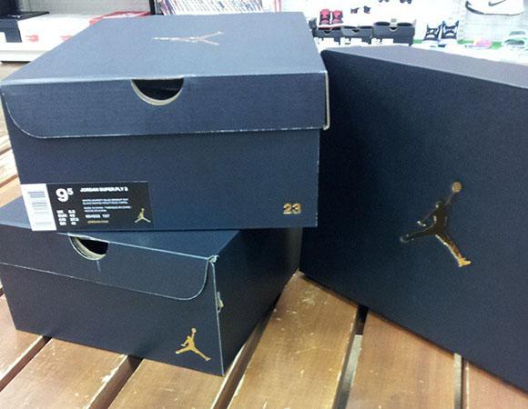 New Jordan Brand Boxes for 2015