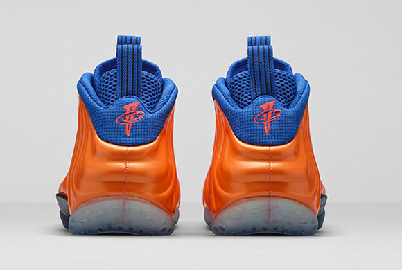 Nike Air Foamposite One Knicks - Official Images
