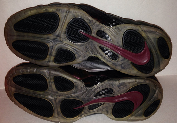 Nike Air Foamposite Pro USA Sample