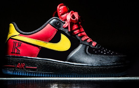 Nike Air Force 1 CMFT Signature Kyrie Irving Cavaliers