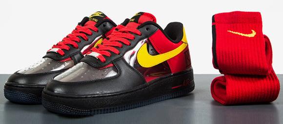 Nike Air Force 1 CMFT Signature Kyrie Irving Cavaliers