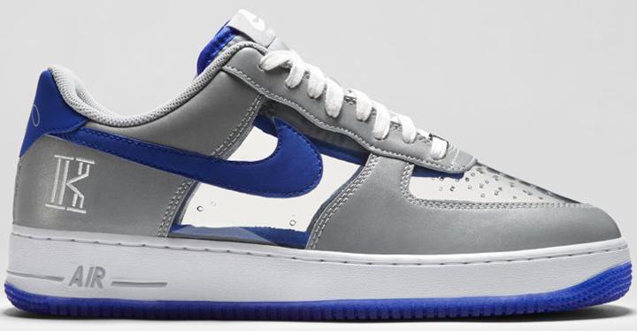 Nike Air Force 1 CMFT Kyrie Irving Duke Saturday Release