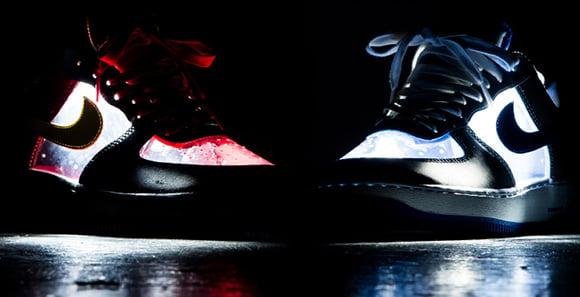 Nike Air Force 1 Low CMFT Signature Kyrie Irving Cavs  Duke