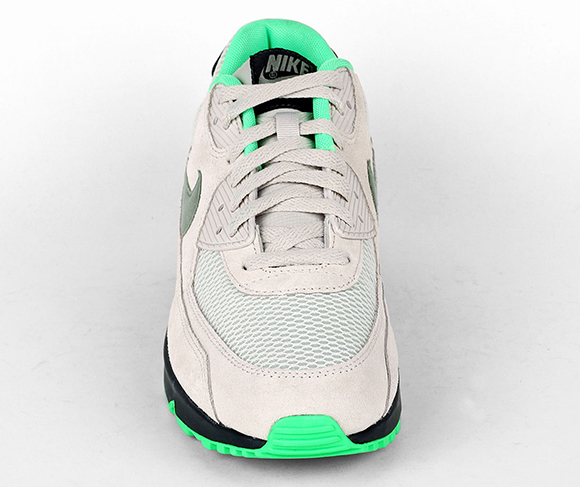 Nike Air Max 90 Light Bone Jade Stone