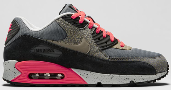 Nike Air Max 90 Safari Wednesday Release