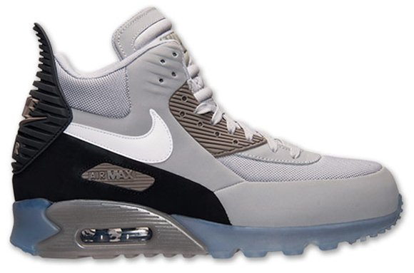 Nike Air Max 90 Sneakerboot Ice White Anthracite Black Friday 2014
